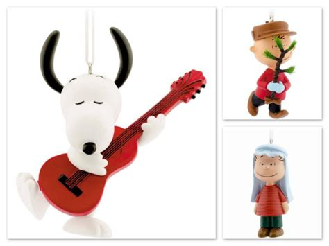 charlie brown christmas ornament shop collectibles online