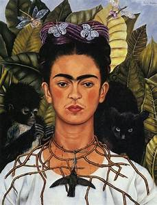 What are some of Frida Kahlo's famous paintings? - Quora