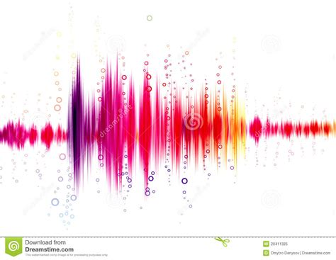 sound wave royalty  stock photo image