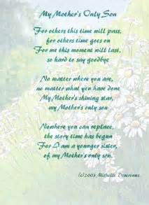 Mother Poems From Son