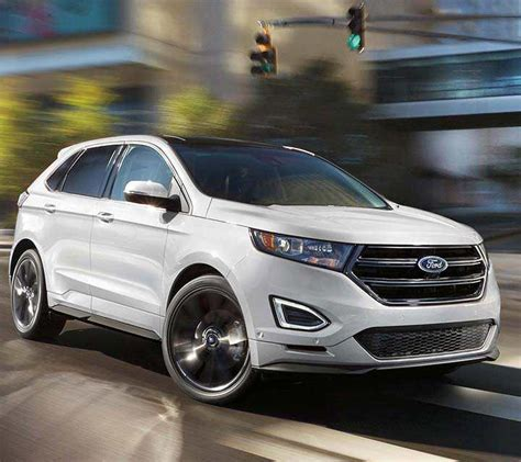 ford crossover 2018 ford edge crossover suv ford ca