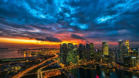 Singapore Wallpapers Backgrounds