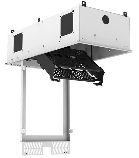 Ceiling Equipment by Atlasied Cr212p Nr Concealed Ceiling Rack For Half Rack