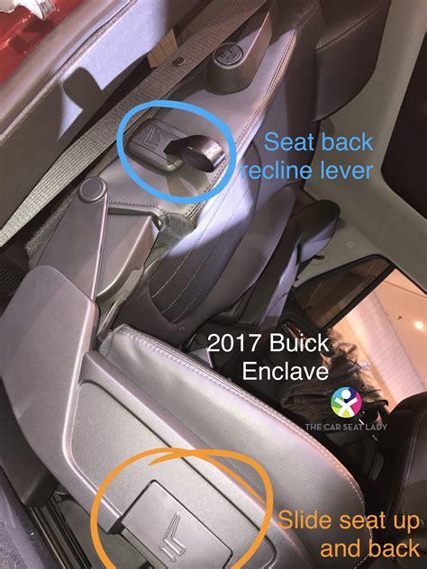 car seat ladybuick enclave  car seat lady
