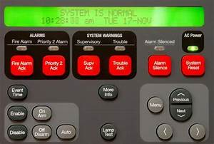 Fire Alarm Control Panel  U2013 Fire Life Safety Guide