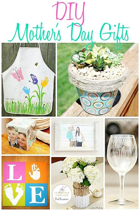mothers day 2015 gifts diy mother s day gifts the pinning mama