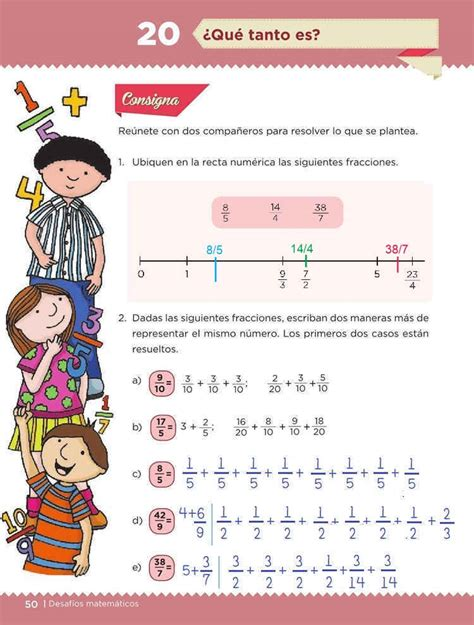 Que desafios, de quinto grado. ¿Qué tanto es? -Desafío 20- Desafíos Matemáticos Quinto ...