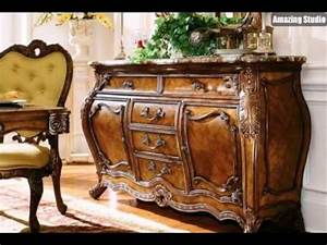 Barock Möbel Essen : rokoko barock m bel h lzerne kommode ornamente gelber sessel youtube ~ Markanthonyermac.com Haus und Dekorationen