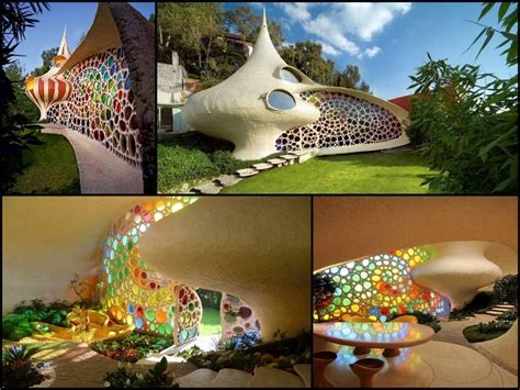 Organic Architecture Amazing Sustainable Home Designs