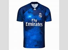 Real Madrid Fourth Shirt EA 2018 LIMITED EDITION www
