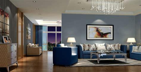 Blau Wohnzimmer blaues sofa 50 einrichtungsideen mit sofa in blau die