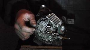 Toyota  Honda Alternator Diagnose Not Charging Problem And