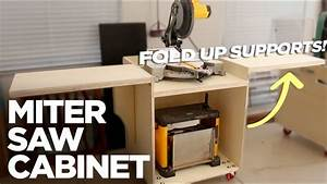Table Saw Cabinet Plans Free Savae org