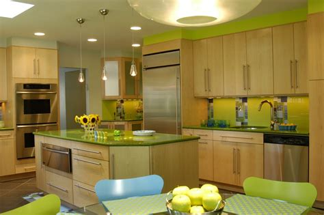green kitchen ideas go green in the kitchen with pantone 39 s 2017 color of the year