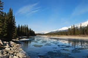Kootenay National Park River