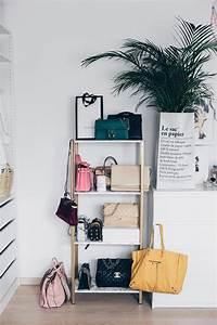 Ikea Kinderzimmer Aufbewahrung : ikea hyllis hack meine diy taschen aufbewahrung im ~ Michelbontemps.com Haus und Dekorationen