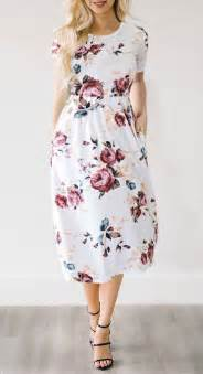 wedding dress with pockets best 25 floral print dresses ideas on