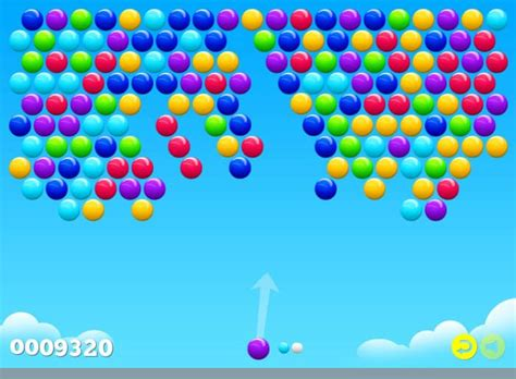 smarty bubbles game funnygamesin