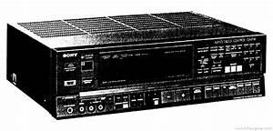Sony Str-av880 - Manual - Audio Video Receiver