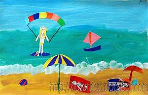 Kids Artists: juni 2012