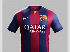 Nike Shows Off 201415 Barcelona Home Jersey The Center