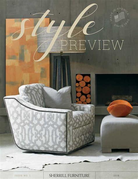 catalogs sherrill furniture
