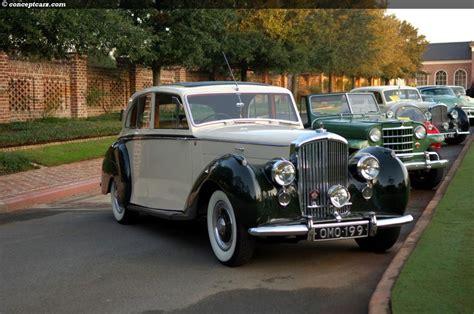 Bentley R-type Continental H.j. Mulliner 1953