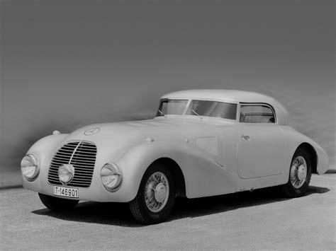 Mercedes Benz 540k Streamliner W29 1938