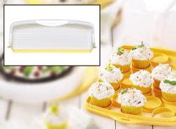 16 pered chef easy accent decorator cupcakes