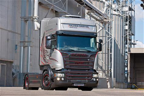 transport  scania introduceert de limited edition