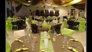 Idee Deco Salle De Mariage : decoration salle mariage photo decoration salle mariage luxe youtube ~ Teatrodelosmanantiales.com Idées de Décoration