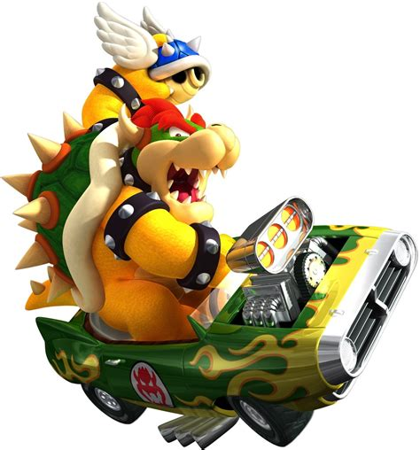 Bowser Mario Kart Racing Wiki Fandom Powered By Wikia
