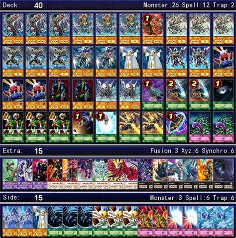 mokey mokey deck list yu gi oh anime styled proxies for ygopro ix by