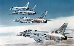 North American F-100 Super Sabre - Wikipedia