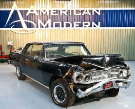 American Muscle Cars Wrecked