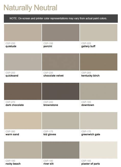 paint colors benjamin taupe paints from hirshfield