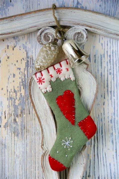 diy christmas stocking ideas feed inspiration