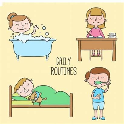 Routine Effective Everyday Steps Quick