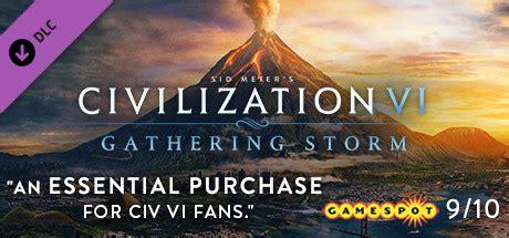 PC Sid Meier's Civilization Vi Gathering Storm