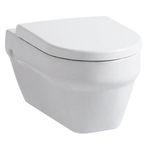 laufen form wall hung pan with toilet seat formwc3 at plumbing uk