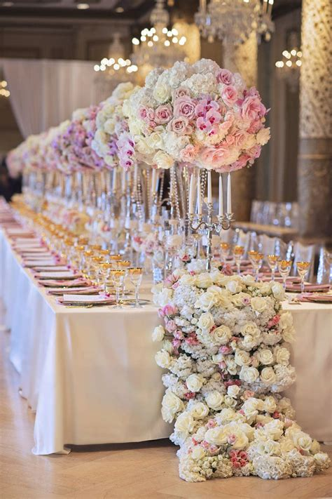flower table decorations for weddings wedding ideas long wedding tables wedding inspirations