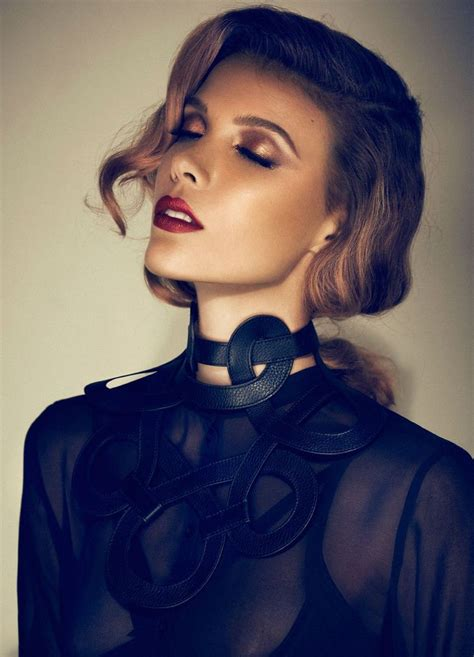 styling hair 40 best leather images on my style 5694