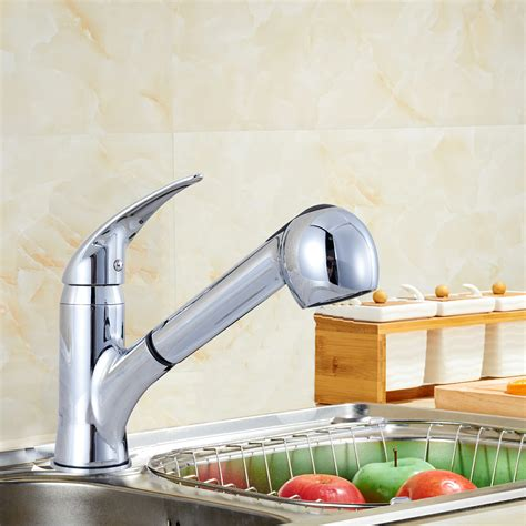 Leadfree,kitchen Faucet In Polished Chrome #70204  New Linkz