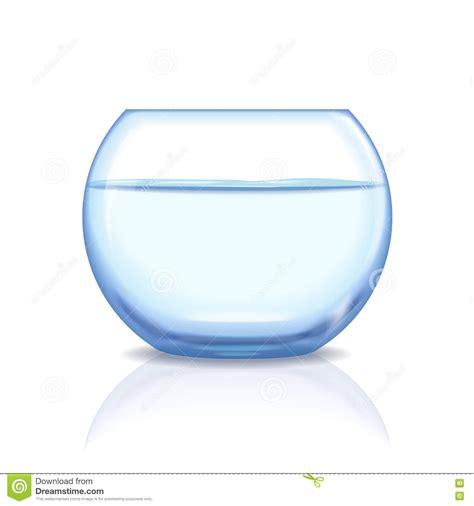 bocal 224 poissons en verre r 233 aliste aquarium avec de l eau sur le fond transparent aquarium en