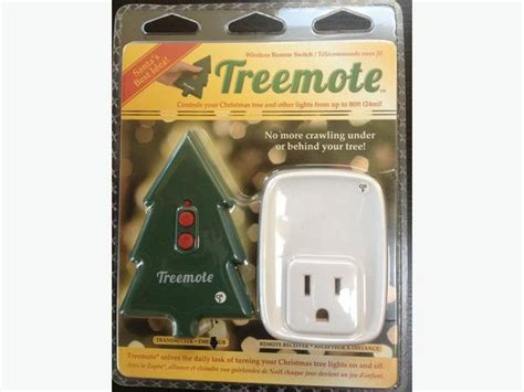 treemote remote your tree no more