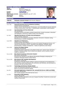 resume format excellent resume sle sle resumes