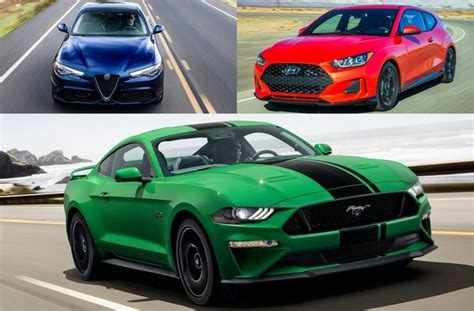 20 Fastest Affordable Cars In 2018