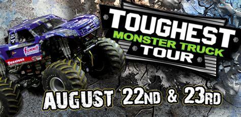 monster truck show boston toughest monster truck tour at cedar park center do512