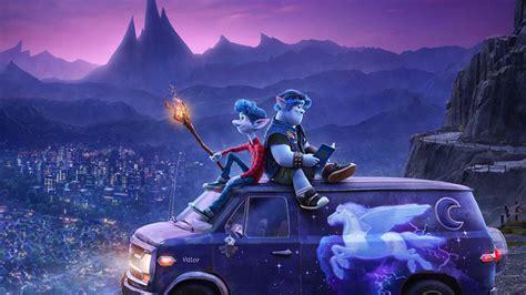 onward trailer  pixar  works  magic literally