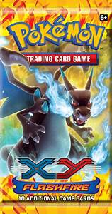 Pokémon TCG: XY—Flashfire expansion set coming May 7th ...